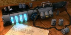 Strzelba energetyczna Annihilator